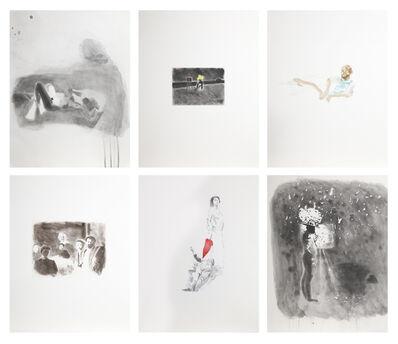 Eric Fischl, 'Vincent, A Delirium', 1993