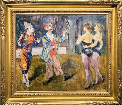Francis Luis Mora, 'Untitled (Circus Scene)', ca. 1920