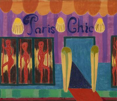 Tal R, 'Paris Chic', 2017