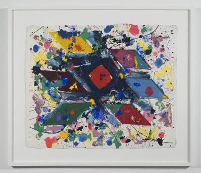 Sam Francis, 'Untitled', 1980-1988