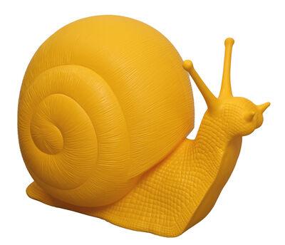 Cracking Art Group, 'Yellow snail'