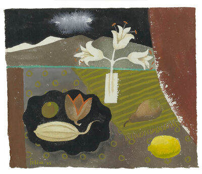 Mary Fedden, 'Lilies at Night', 2002