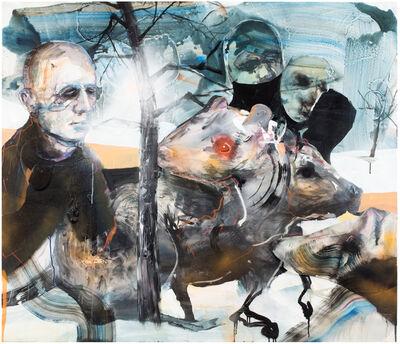 Viljami Heinonen, 'Of Rats and Men', 2016