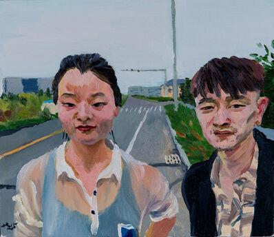 Liu Xiaodong, 'Xiaojun and Xiuling', 2015