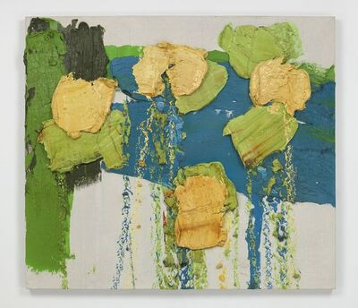 Zhu Jinshi, 'Green and Yellow', 2010