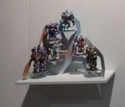 Jesse Small, 'Small Robot Shelf', 2015