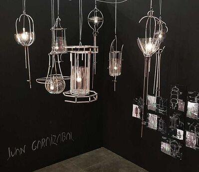Juan Garaizabal, 'Lost Street Lamps', 2020