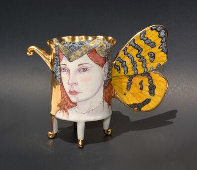 Irina S. Zaytceva, 'Amphillia, Butterfly Cup', 2018
