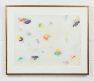 "Gershon Iskowitz, 'Untitled (""Spring Drawing"")', 1969"