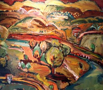 Darren Vigil Gray, 'Abiquiú Landscape', 1998