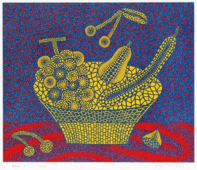 Yayoi Kusama, 'Fruit Basket (1)', 1999