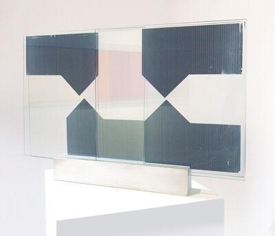 Cruz Novillo, 'Square geometry. Unique piece', 1972