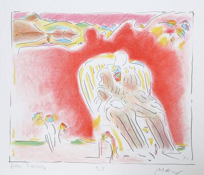 Peter Max, 'The Garden', 1980