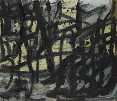 Louise Fishman, 'Rock and Ruins', 2005
