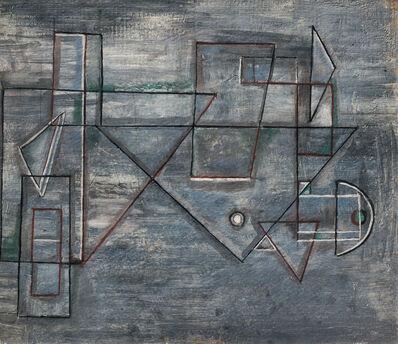 Augusto Torres, 'Formas Geométricas', 1938