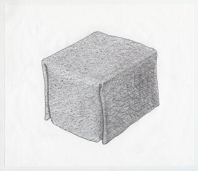 Christoph Weber, 'Objet Externe Study (#1B11A)', 2005
