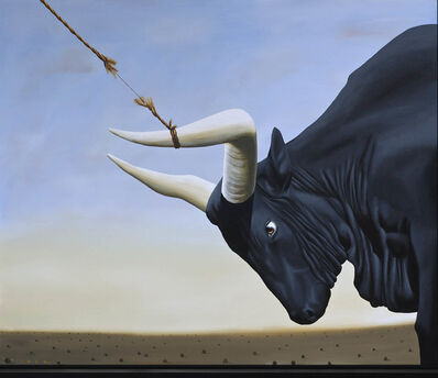 Robert Deyber, '(I've Got the) Bull by the Horns', 2012