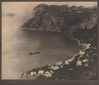 Alvin Langdon Coburn, 'Capri', 1911