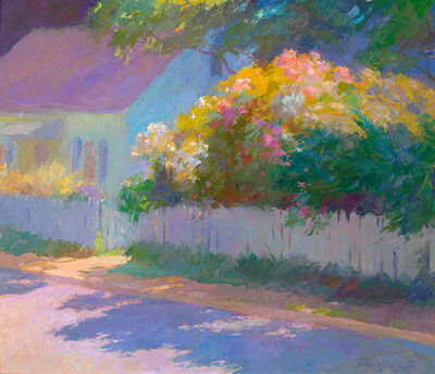 John Ebersberger, 'Summer Sidewalk', Active Contemporary