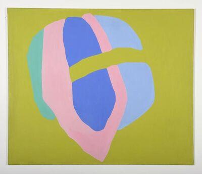 John Hoyland, 'Abstract 1963', 1960