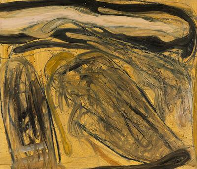 Concetto Pozzati, 'Mutabile 2', 1961