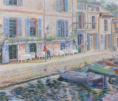 Hugues Claude Pissarro, 'Tôt Matin, La Terrasse', 21st Century