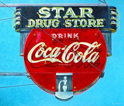 Will Rafuse, 'Star Drug Store - Drink Coca-Cola', 2015