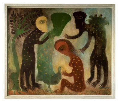 Manuel Mendive, 'Conversando', 2005
