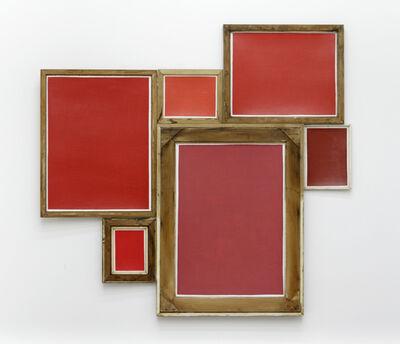 Mariela Scafati, 'Soy rojo y rosa', 2012