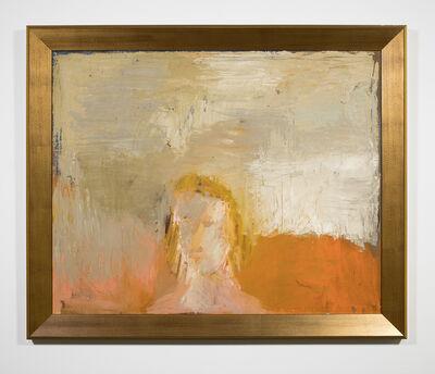 Robert Colescott, 'Portrait', ca. 1960