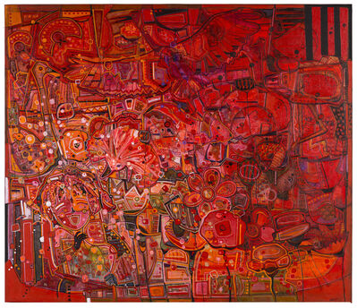 Rae Heint, 'In the Begining', 2015