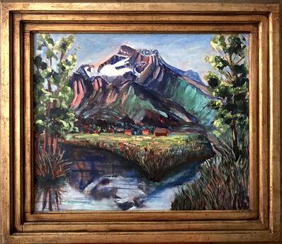 Joseph Meierhans, 'Mountain Landscape', 1930-40s?