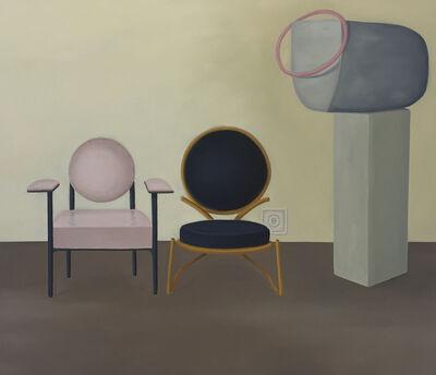 Yesim Akdeniz, 'Misericord Series', 2016