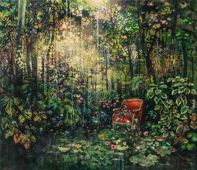 Eric Roux-Fontaine, 'Sous l'astre des saisons ', 2019