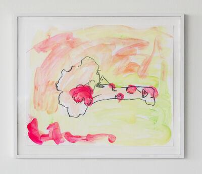 Adrianne Rubenstein, 'Untitled', 2017