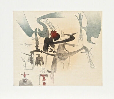 Wifredo Lam, 'Sans Titre I (7906)', 1979