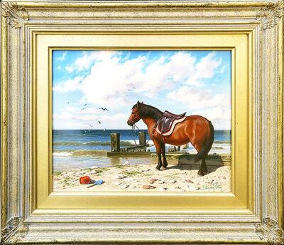 Daniel Van der Putten, 'Waiting for a Ride, Hutstanton', 20th Century