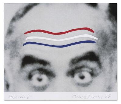 John Baldessari, 'Raised Eyebrows/Furrowed Foreheads', 2008