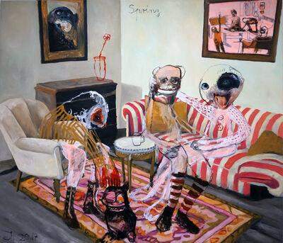 Juliane Hundertmark, 'Spring', 2017