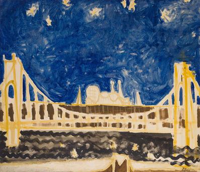 Paul Resika, 'Starry Night', 1947