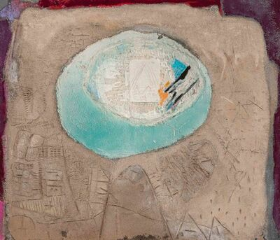 Enrico Donati, 'Aswan IV', 1984