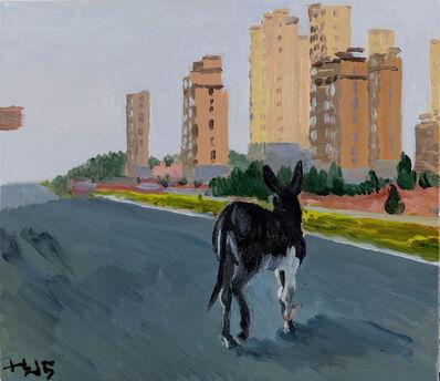 Liu Xiaodong, 'Donkey', 2015