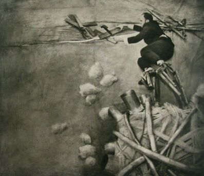 Robert and Shana ParkeHarrison, 'Patching the Sky', 1997