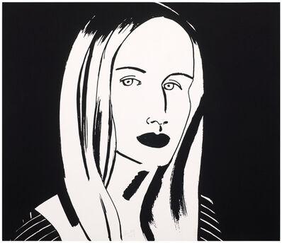 Alex Katz, 'Christine', 2013