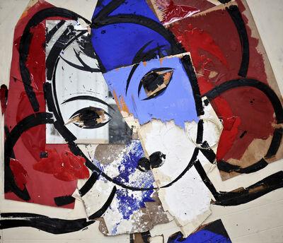 Manolo Valdés, 'Matisse como Pretexto III', 2018