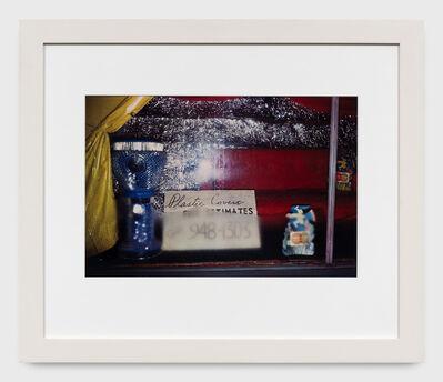 William Eggleston, 'Untitled (Misty window 'plastic covers') from the Los Alamos Portfolio'