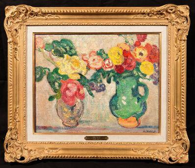 Louis Valtat, 'Les vases de fleurs'