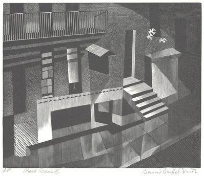 Bernard Brussel-Smith, 'City Scene II or Street Scene II or Fortieth Street [New York]', 1949