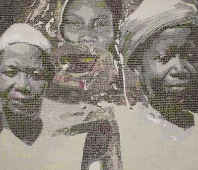 Alioune Diagne, 'Les trois femmes sénégalaises', 2019