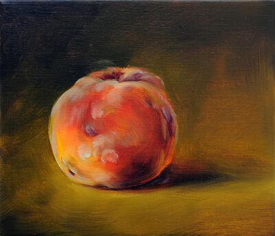 Cornelius Völker, 'Peach', 2018